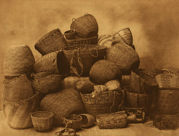 309 Puget Sound Baskets